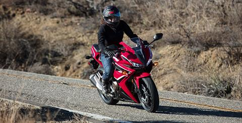 2018 Honda CBR500R ABS in Anchorage, Alaska - Photo 4