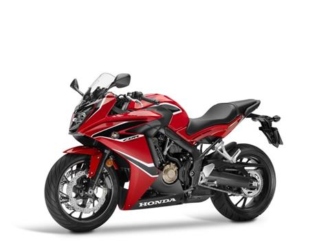 2018 Honda CBR650F in Sumter, South Carolina