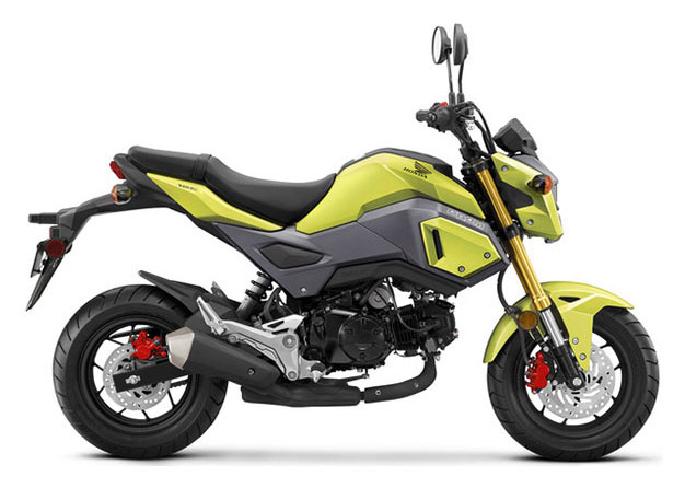 2018 Honda Grom in Aurora, Illinois - Photo 1