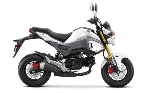 2018 Honda Grom in Sterling, Illinois