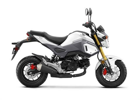 2018 Honda Grom in Huntington Beach, California