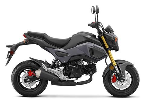 2018 Honda Grom ABS in Grass Valley, California