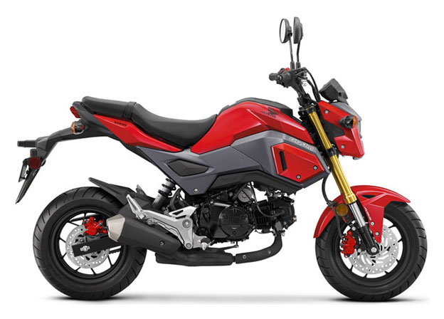 2018 Honda Grom ABS in Monroe, Michigan - Photo 1