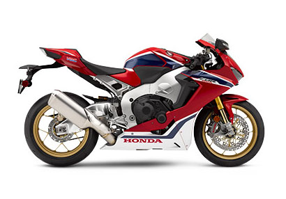 2018 Honda CBR1000RR SP in Amherst, Ohio