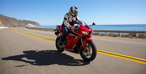 2018 Honda CBR600RR ABS in Albuquerque, New Mexico