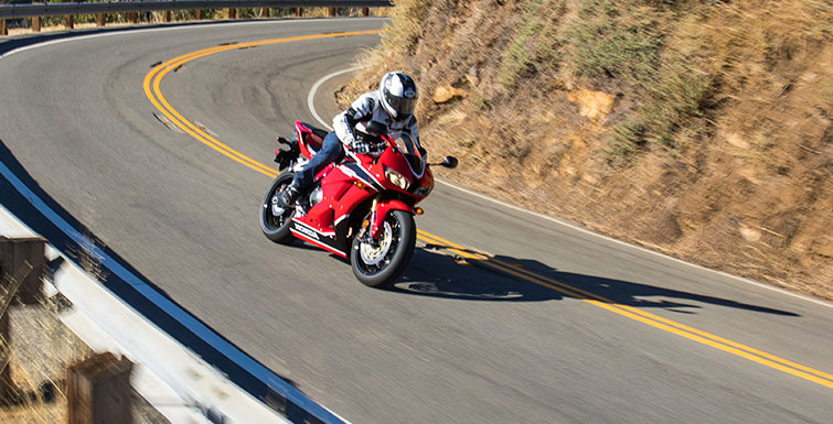 2018 Honda CBR600RR ABS in Grass Valley, California - Photo 4