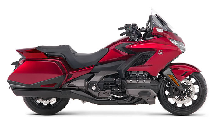 2018 Honda Gold Wing in Everett, Pennsylvania - Photo 1
