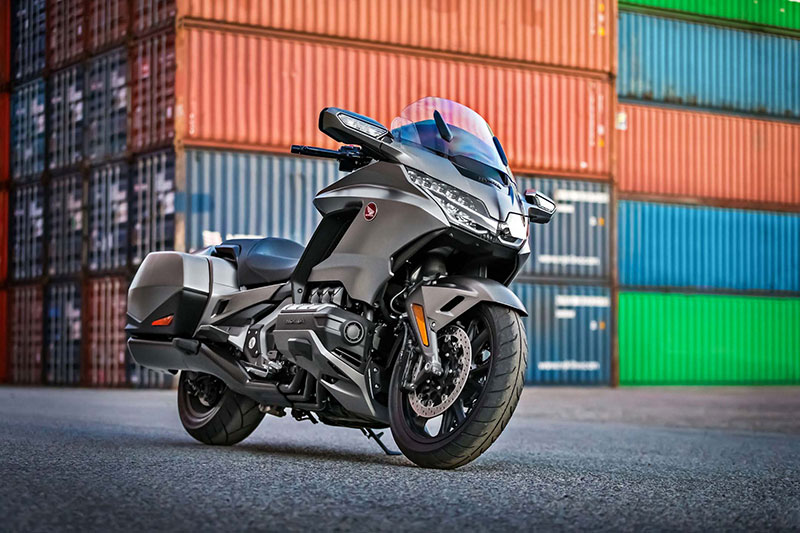 2018 Honda Gold Wing 4