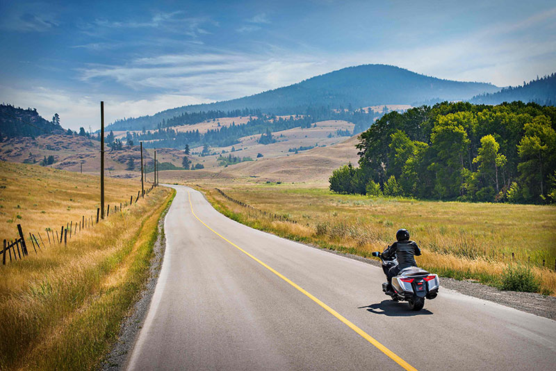 2018 Honda Gold Wing 9