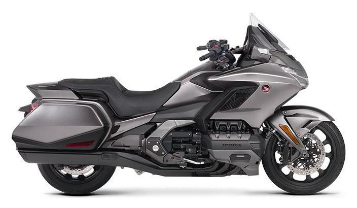 2018 Honda Gold Wing in Lewiston, Maine - Photo 5