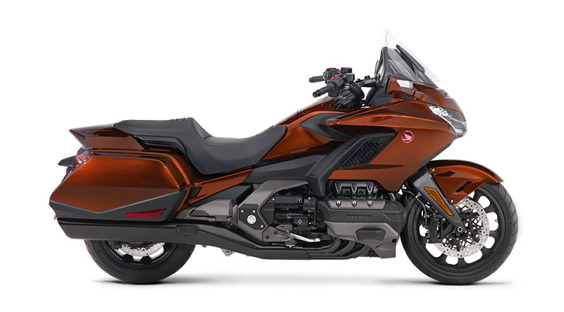 2018 Honda Gold Wing in Paw Paw, Michigan