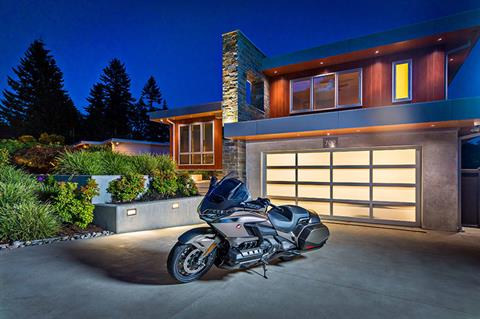 2018 Honda Gold Wing in West Bridgewater, Massachusetts