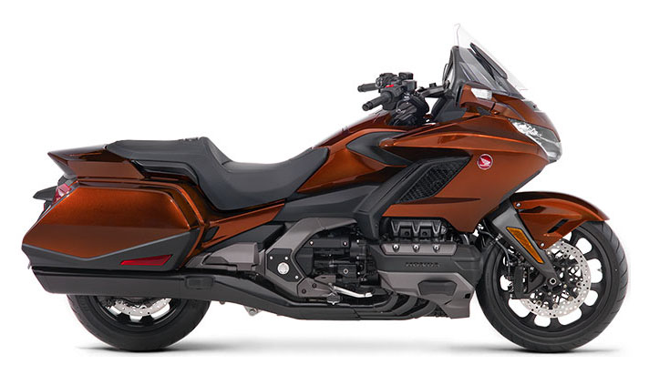 2018 Honda Gold Wing in Bakersfield, California - Photo 4