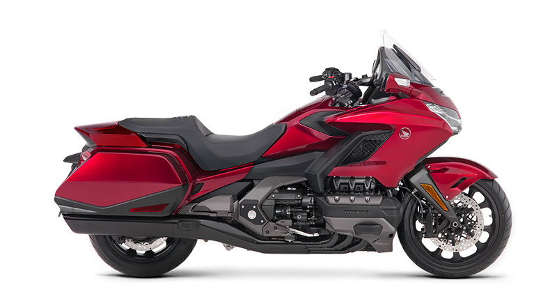 2018 Honda Gold Wing DCT in Davenport, Iowa