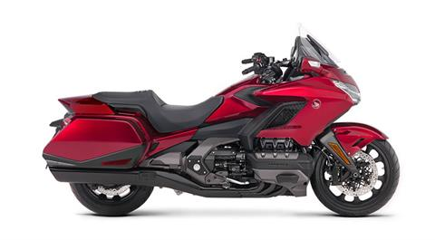 2018 Honda Gold Wing DCT in Arlington, Texas