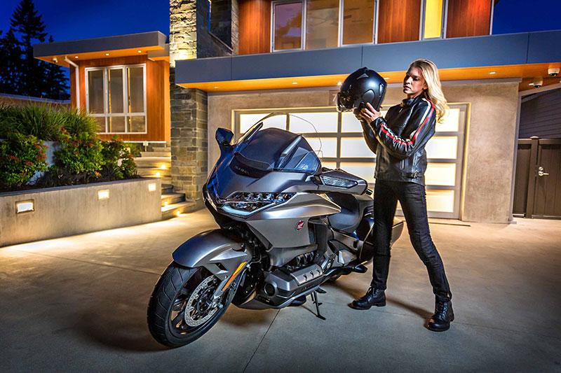 2018 Honda Gold Wing DCT in Phillipston, Massachusetts