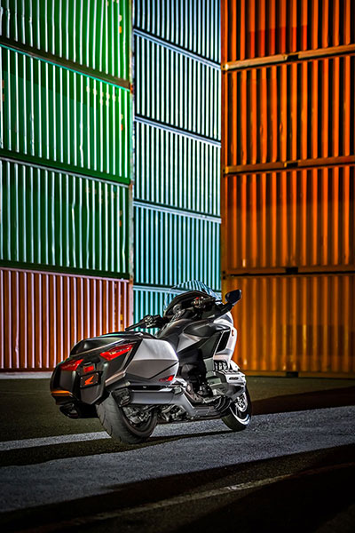 2018 Honda Gold Wing DCT in Long Island City, New York