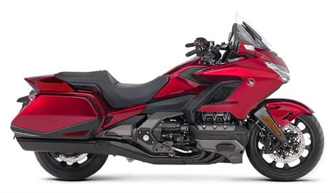2018 Honda Gold Wing DCT in Adams, Massachusetts - Photo 1