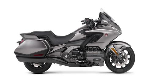 2018 Honda Gold Wing DCT in Stillwater, Oklahoma
