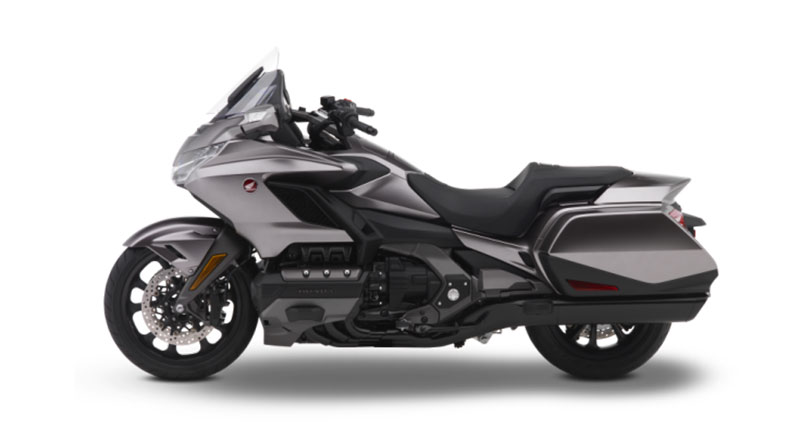 2018 Honda Gold Wing DCT in Clinton, South Carolina - Photo 2