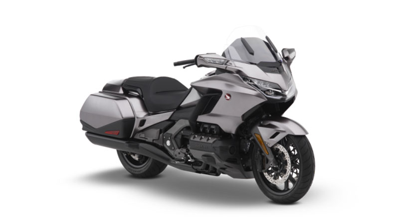 2018 Honda Gold Wing DCT in Victorville, California - Photo 3
