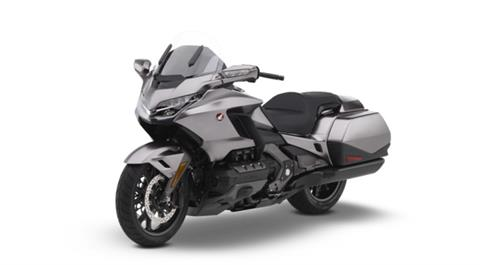 2018 Honda Gold Wing DCT in Adams, Massachusetts