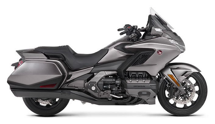 2018 Honda Gold Wing DCT in Grass Valley, California - Photo 1