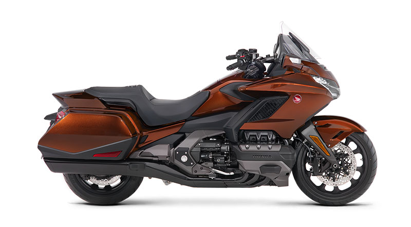 2018 Honda Gold Wing DCT in Sterling, Illinois