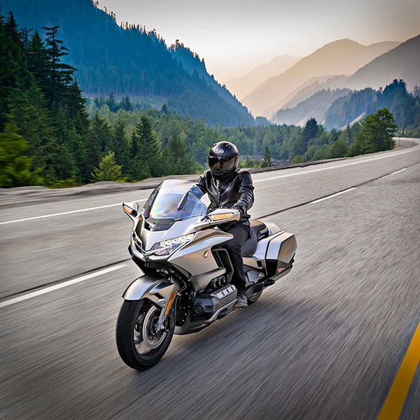2018 Honda Gold Wing DCT in Missoula, Montana - Photo 8