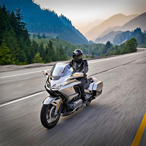 2018 Honda Gold Wing DCT in Albany, Oregon