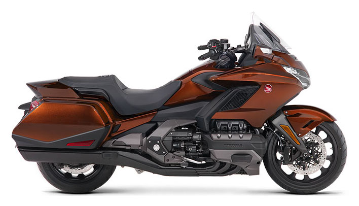 2018 Honda Gold Wing DCT in Aurora, Illinois - Photo 1