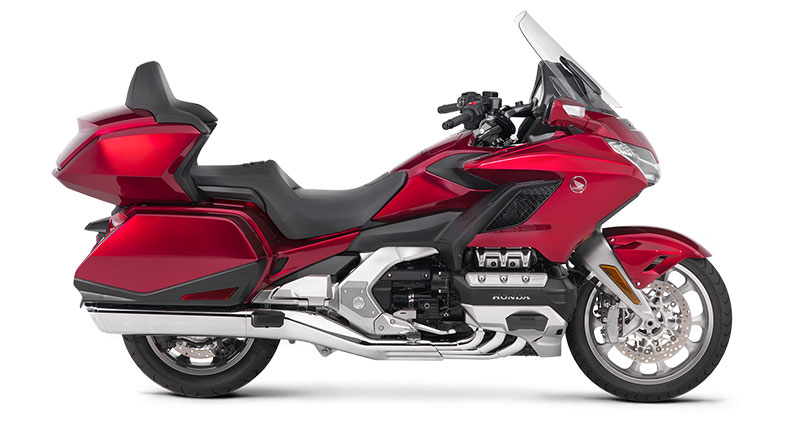 2018 Honda Gold Wing Tour in Baldwin, Michigan