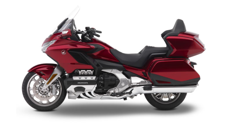 2018 Honda Gold Wing Tour in Dubuque, Iowa