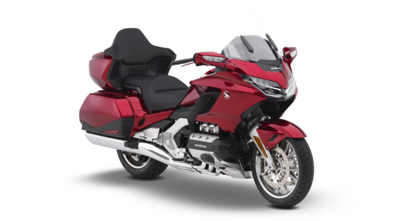 2018 Honda Gold Wing Tour in Merced, California