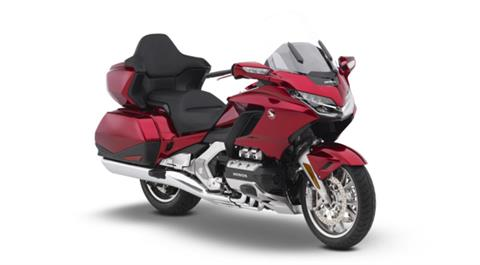2018 Honda Gold Wing Tour in Sterling, Illinois