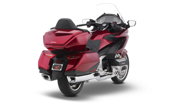2018 Honda Gold Wing Tour in Centralia, Washington