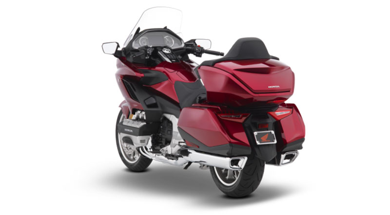 2018 Honda Gold Wing Tour in Eureka, California