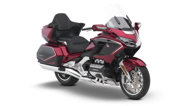2018 Honda Gold Wing Tour Airbag DCT in Bennington, Vermont