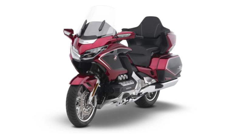 2018 Honda Gold Wing Tour Airbag DCT in Stuart, Florida
