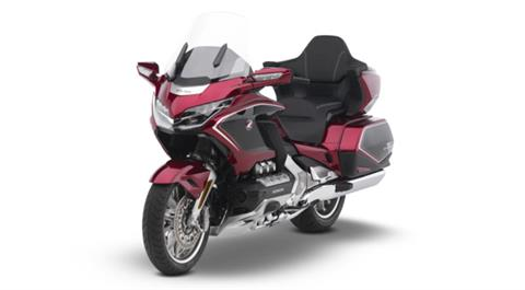 2018 Honda Gold Wing Tour Airbag DCT in Hendersonville, North Carolina