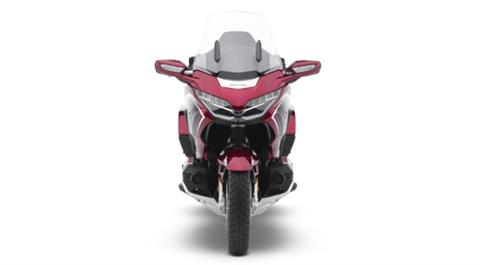 2018 Honda Gold Wing Tour Airbag DCT in Wisconsin Rapids, Wisconsin