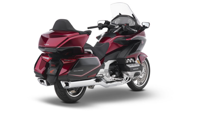 2018 Honda Gold Wing Tour Airbag DCT in Sauk Rapids, Minnesota