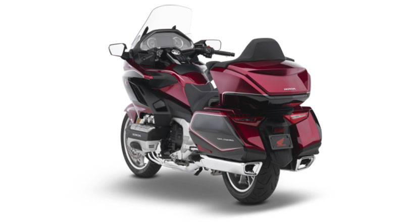 2018 Honda Gold Wing Tour Airbag DCT in Jamestown, New York