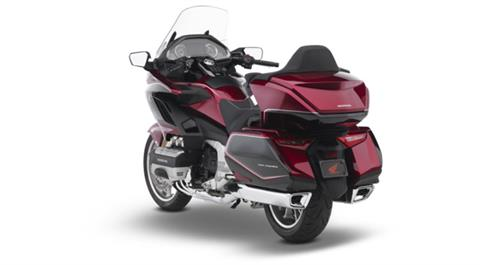 2018 Honda Gold Wing Tour Airbag DCT in New Bedford, Massachusetts