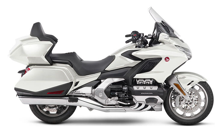 2018 Honda Gold Wing Tour Automatic DCT in San Francisco, California - Photo 1