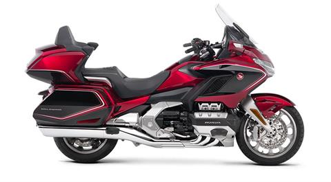 2018 Honda Gold Wing Tour Airbag DCT in Sterling, Illinois