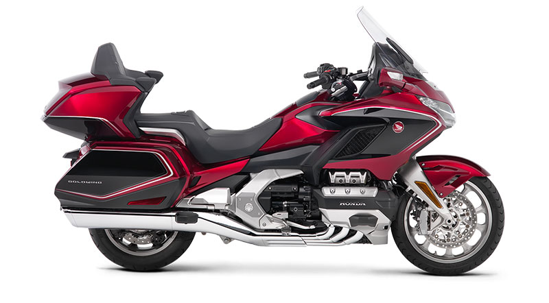 2018 Honda Gold Wing Tour Airbag Automatic DCT in Bakersfield, California - Photo 1