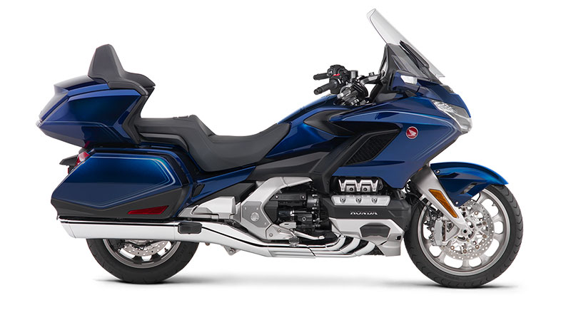 2018 Honda Gold Wing Tour Automatic DCT in Monroe, Michigan - Photo 1