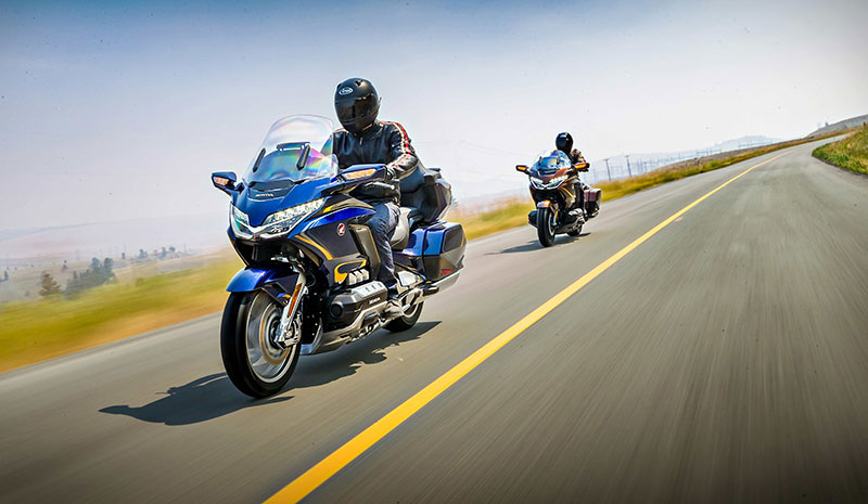 2018 Honda Gold Wing Tour DCT in Fairfield, Illinois