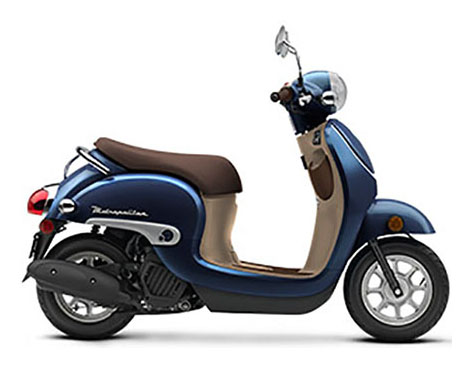 2018 Honda Metropolitan in Orange, California